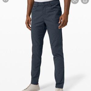 🍋lululemon ABC casual pants slim leg⭐️EUC 30x32